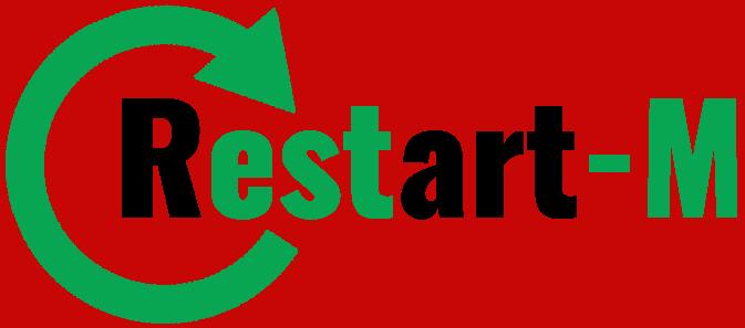 Логотип Рестарт М