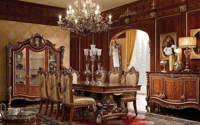 Итальянская мебель для ценителей качества и презентабельности