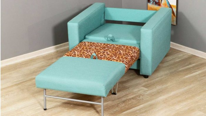 Ремонт кресло кровати