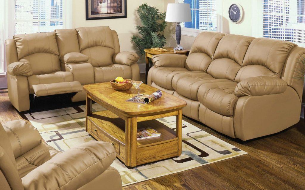 Как выбрать мягкую мебель в гостиную