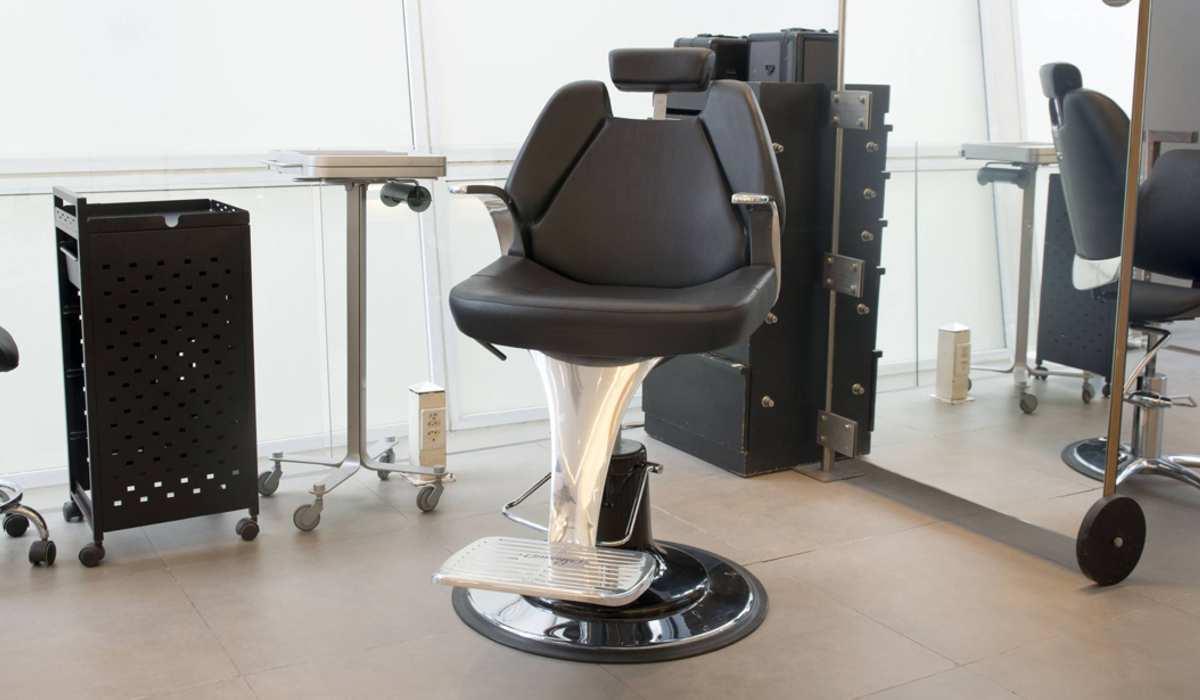 Ремонт парикмахерских кресел