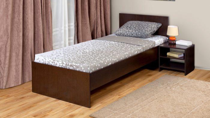 Перетяжка односпальной кровати