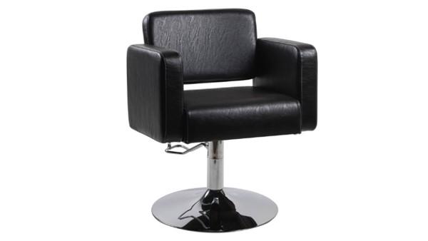 Перетяжка парикмахерского кресла в Казани