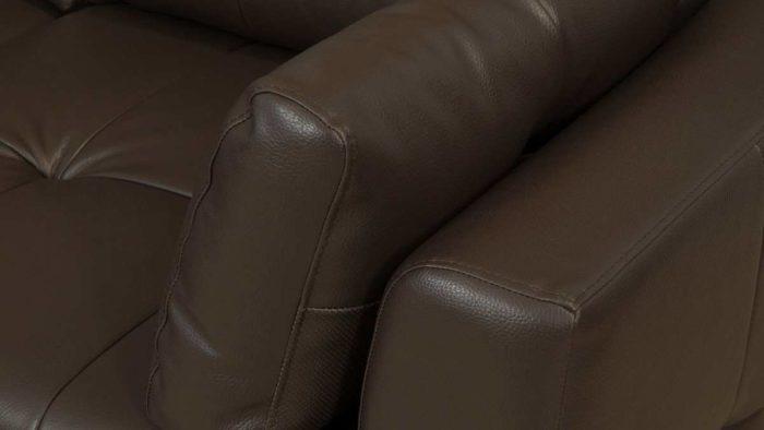 Перетяжка подлокотников дивана