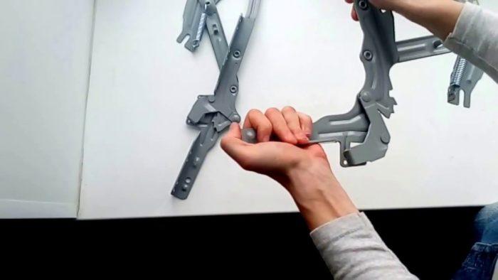 Ремонт и замена механизма Клик — Кляк