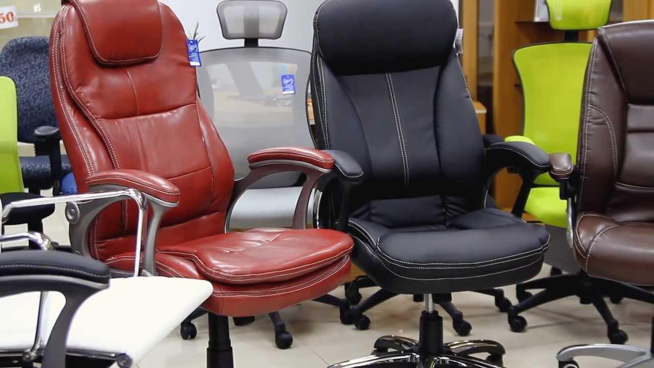 Ремонт кресла руководителя