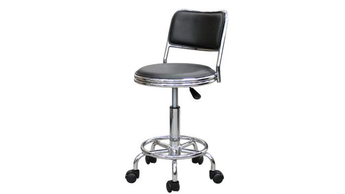 Перетяжка медицинских стульев